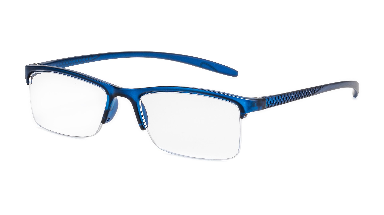 Main view reading glasses Miami blue