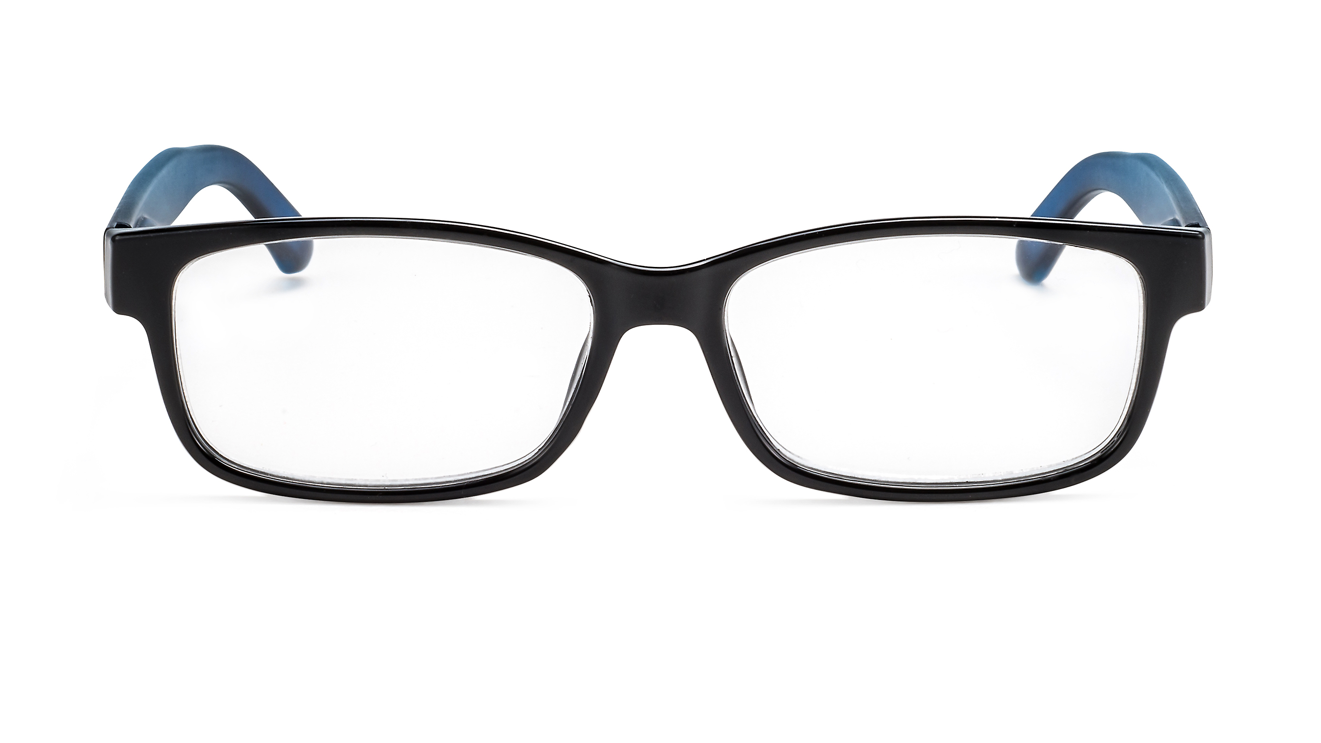 front reading glasses oslo blue