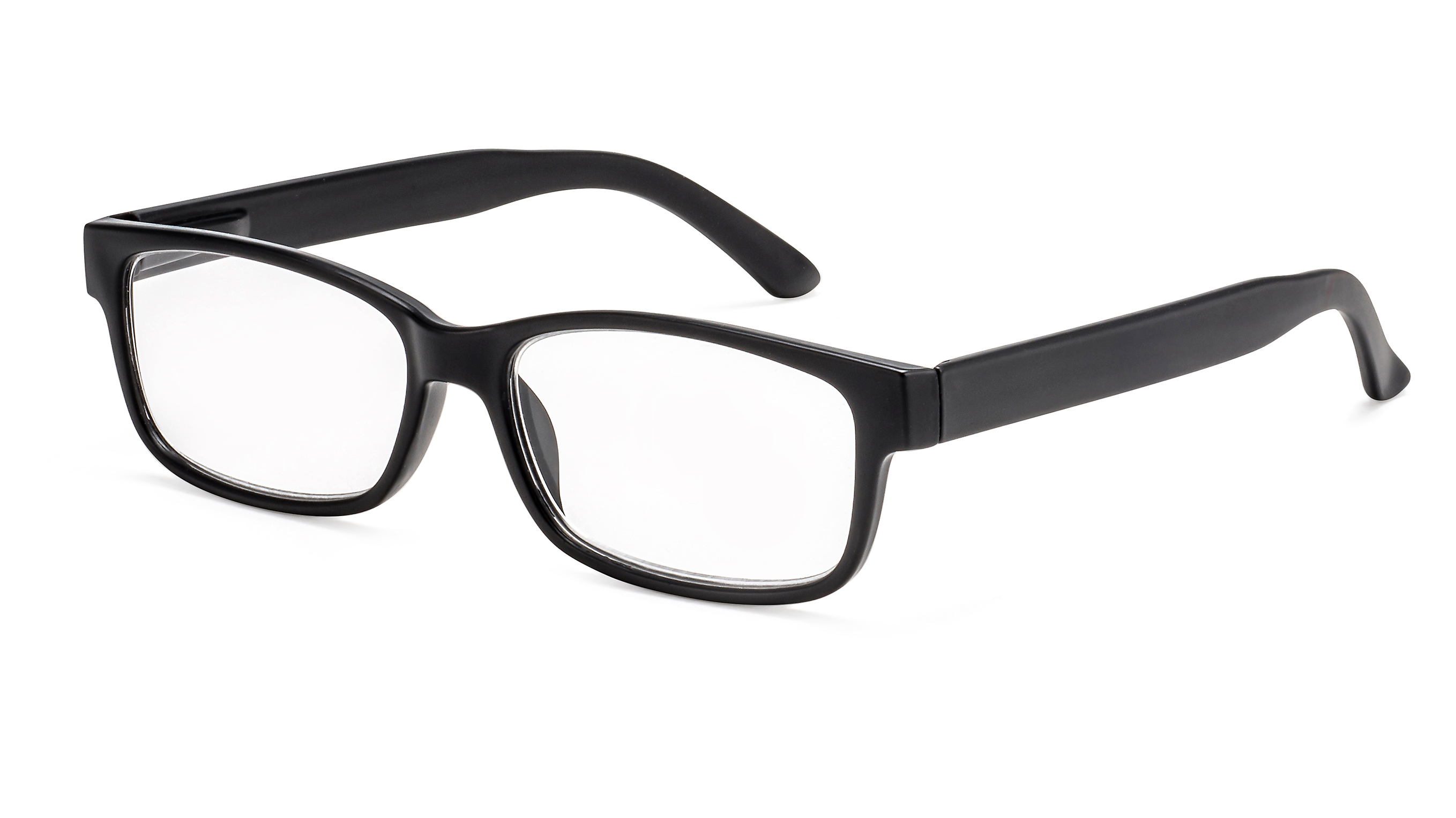 main view reading glasses oslo black