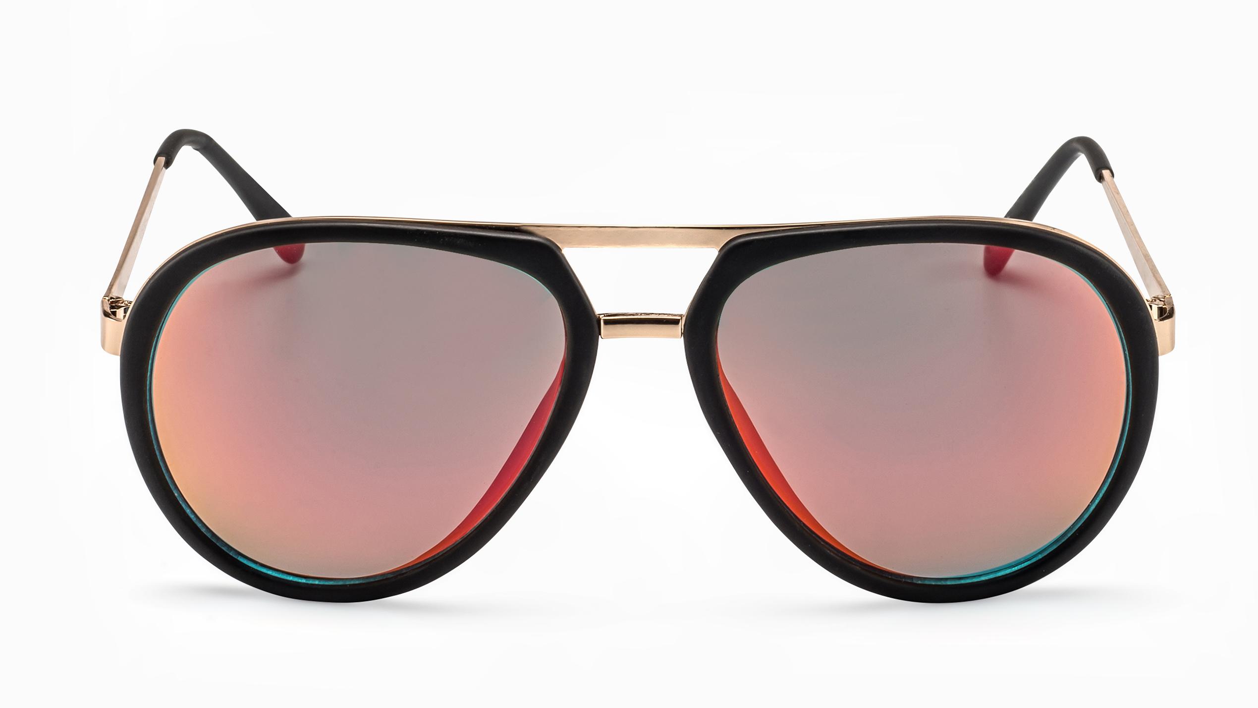Front view aviator sunglasses 3000217