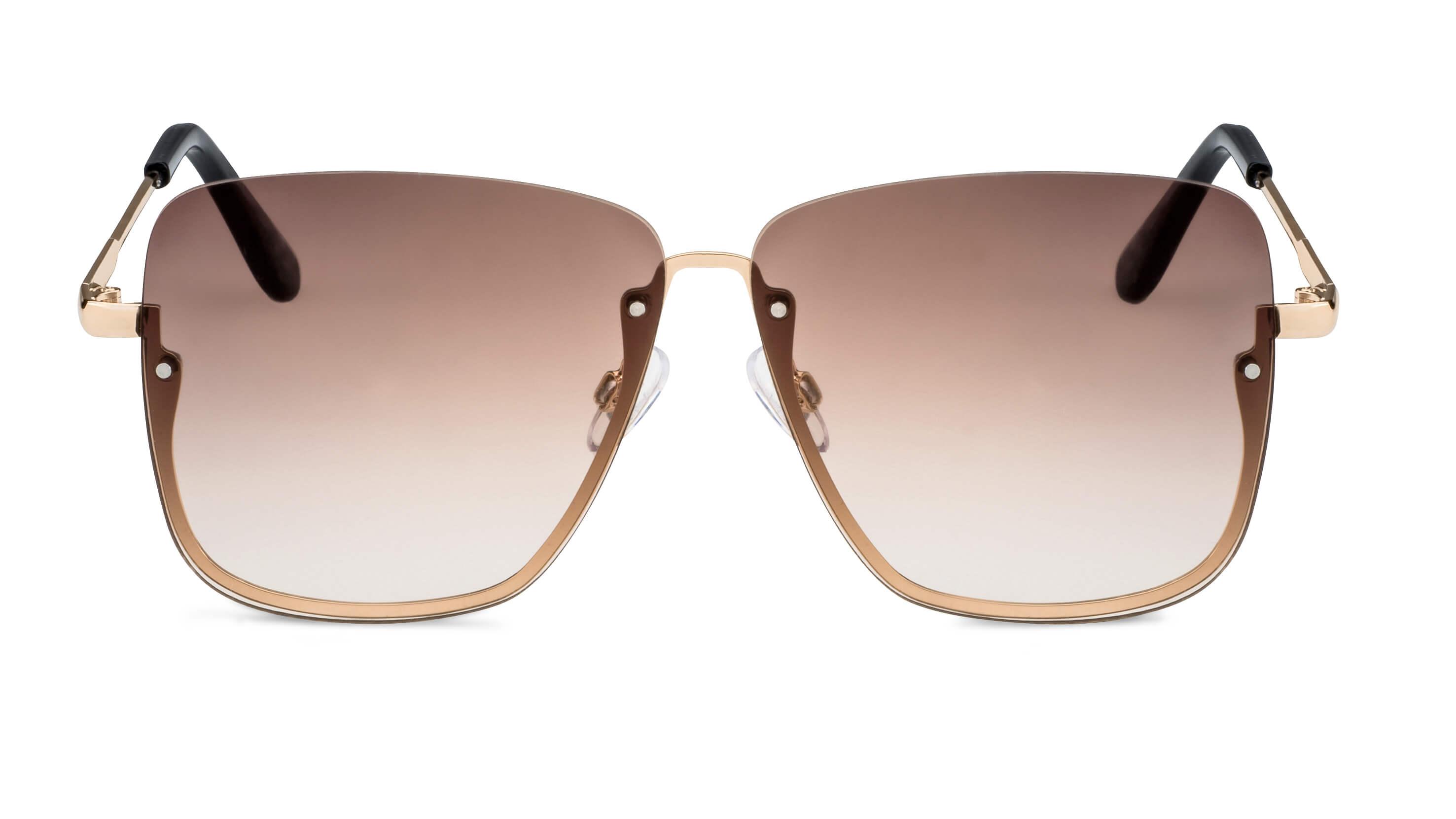 Frontansicht Sonnenbrille F3001010