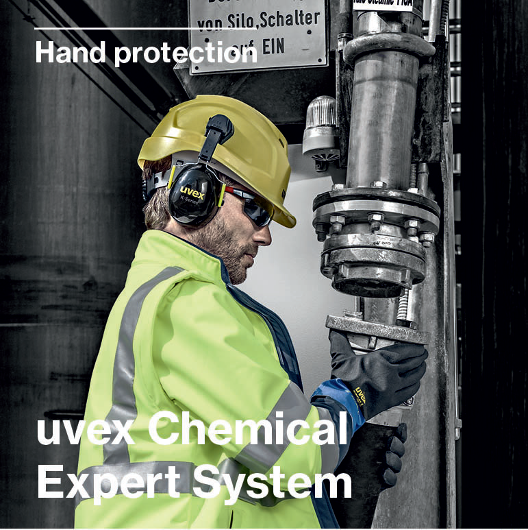 chemical gloves PPE