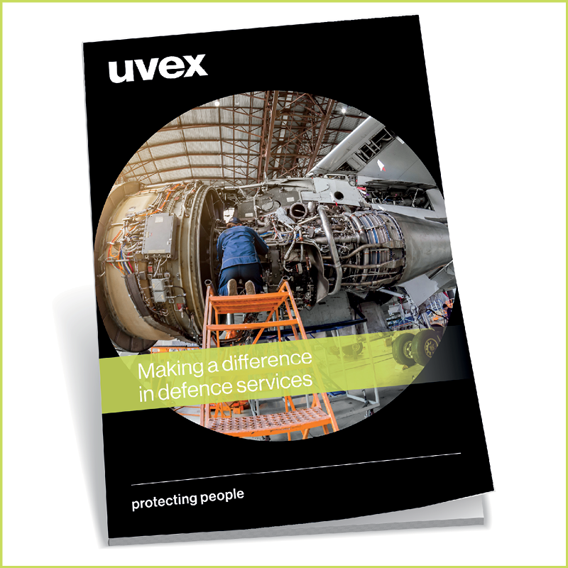 uvex ppe defence brochure