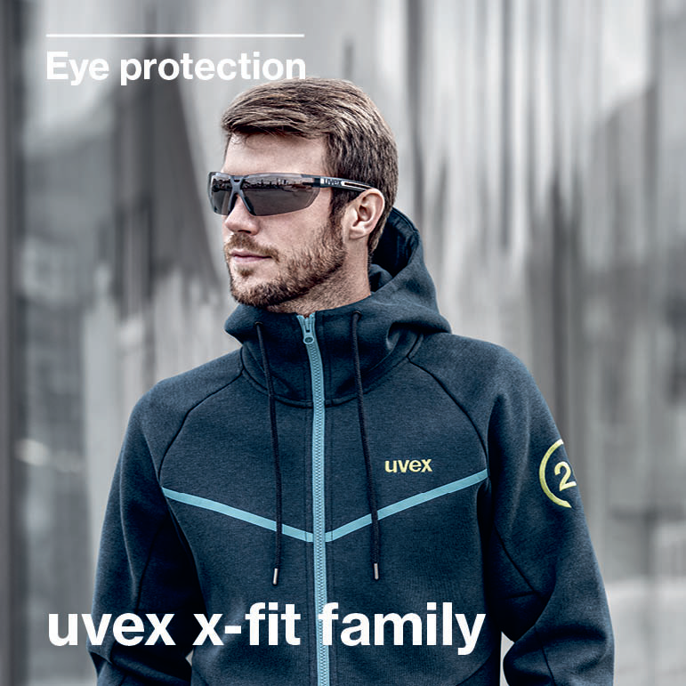 uvex safety glasses PPE