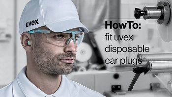 fitting guide ear plugs