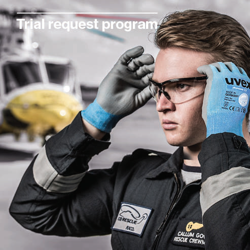 PPE product Trial