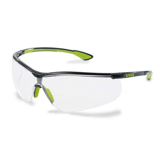 uvex sportstyle anti-fog safety glasses