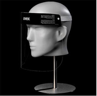 uvex face shield
