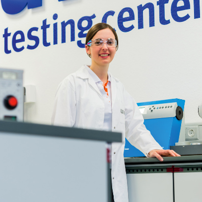 uvex testing center und labor