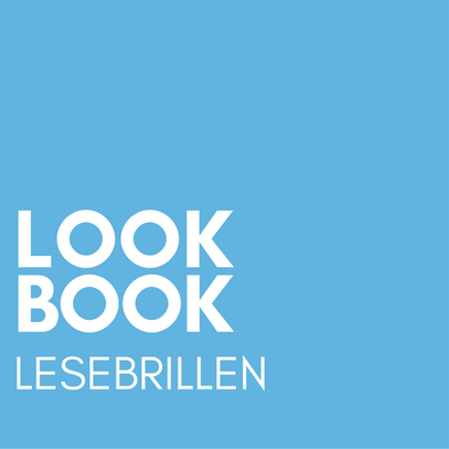 Grafik, Textelement, Lookbook Lesebrillen