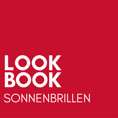 Grafik, Textelement, Lookbook Sonnenbrillen