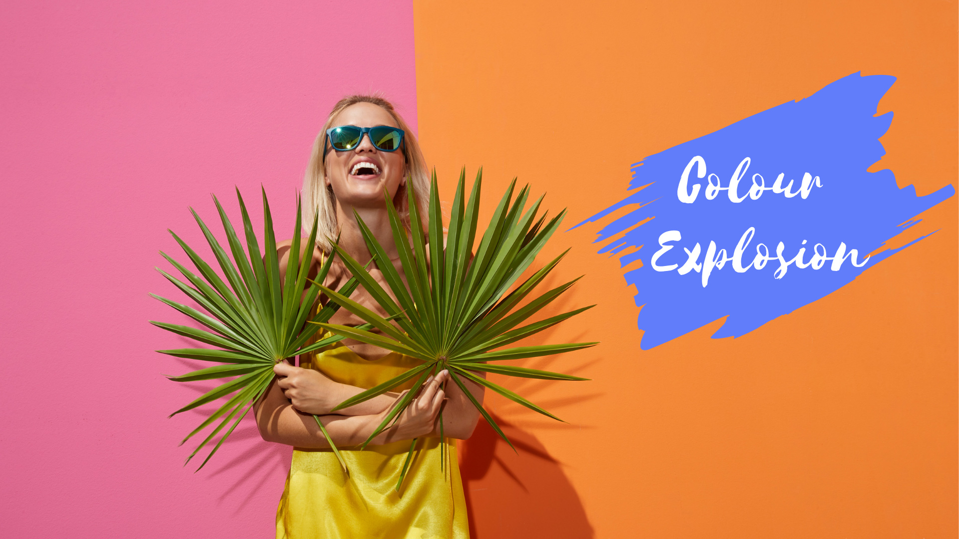 header image sunglasses lookbook colour explosion