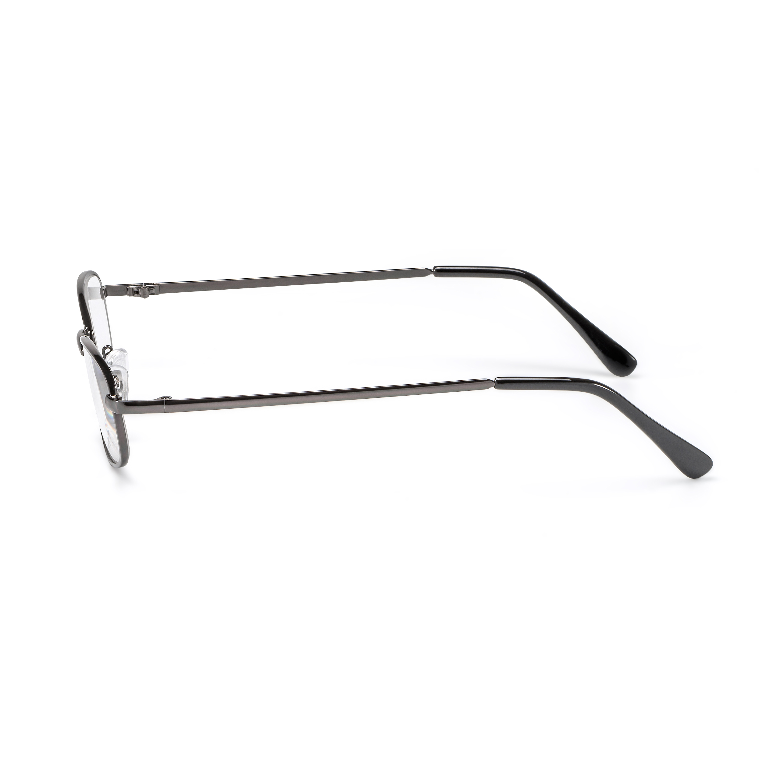 Side view reading glasses London anthracite