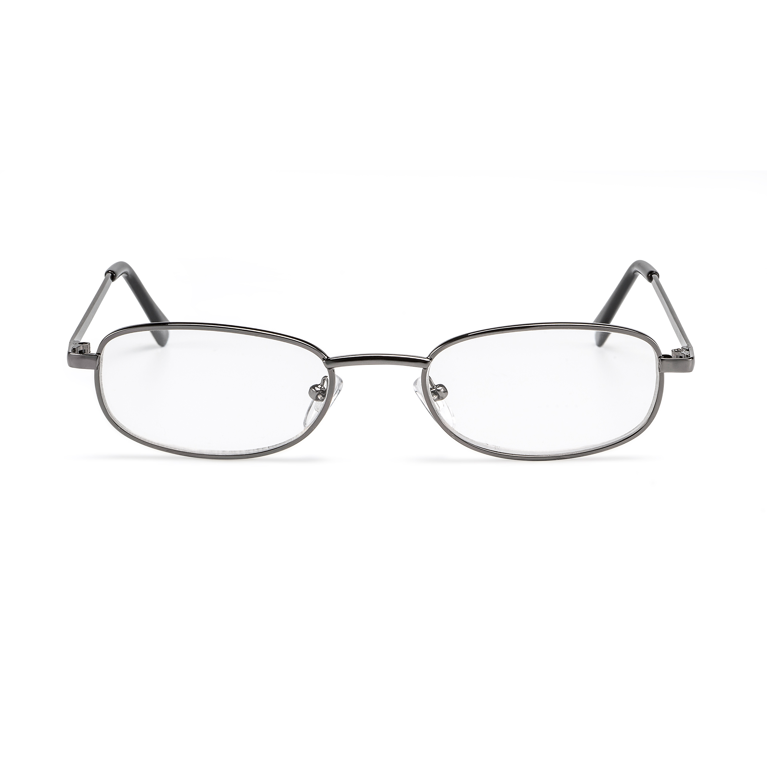 Front view reading glasses London anthracite