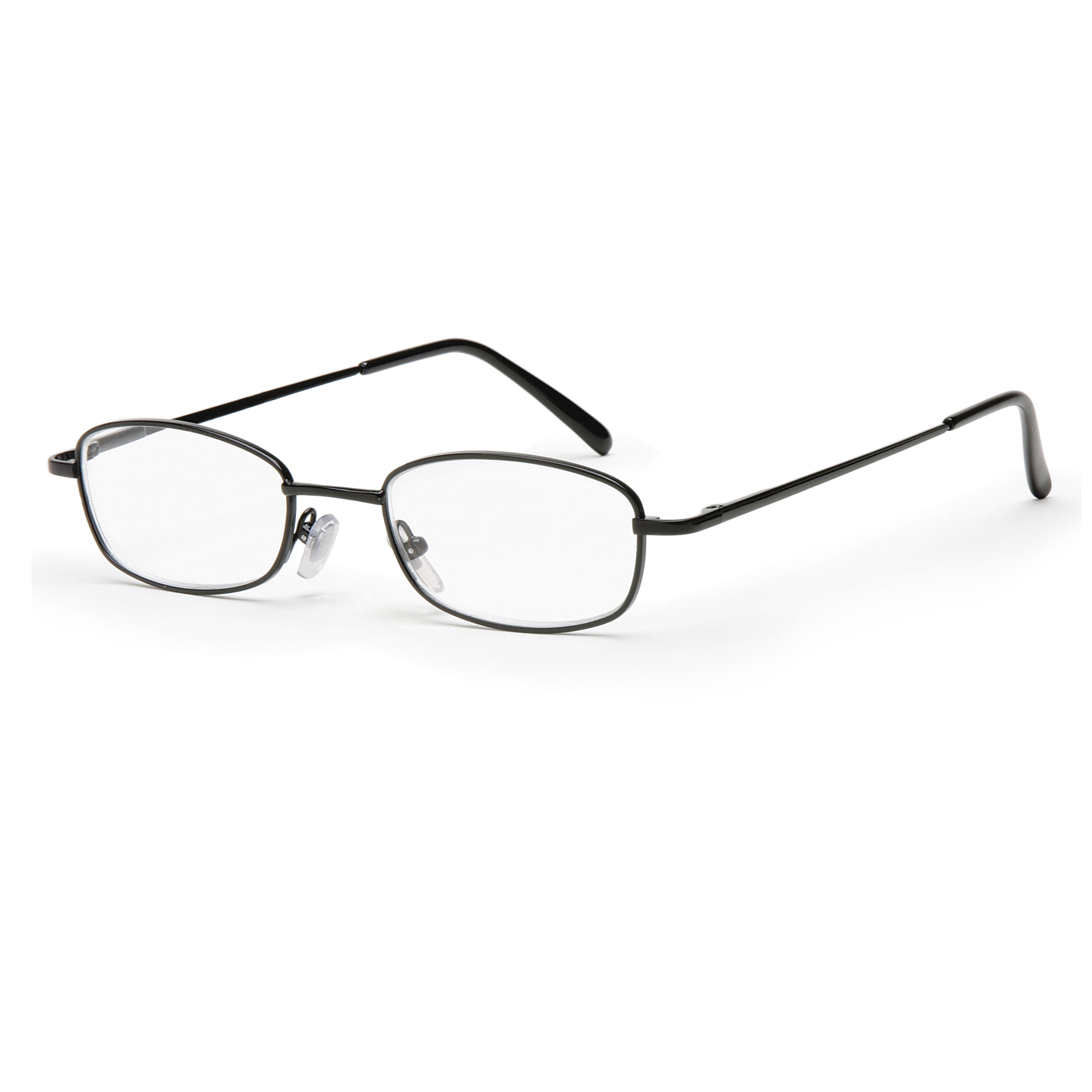 Main view reading glasses black