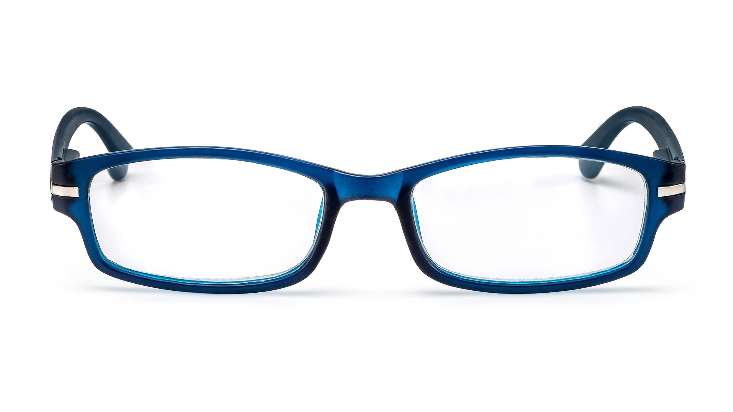 Front view reading glasses Sydney blue