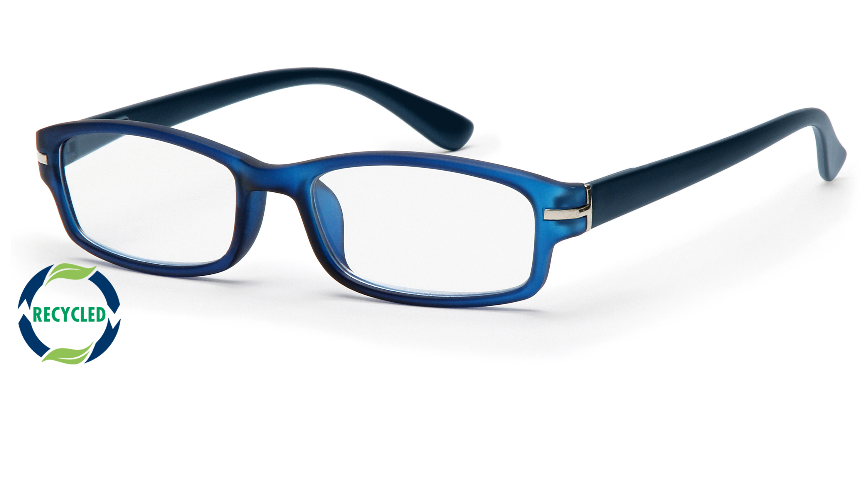 Filtral recycling reading glasses sydney blue