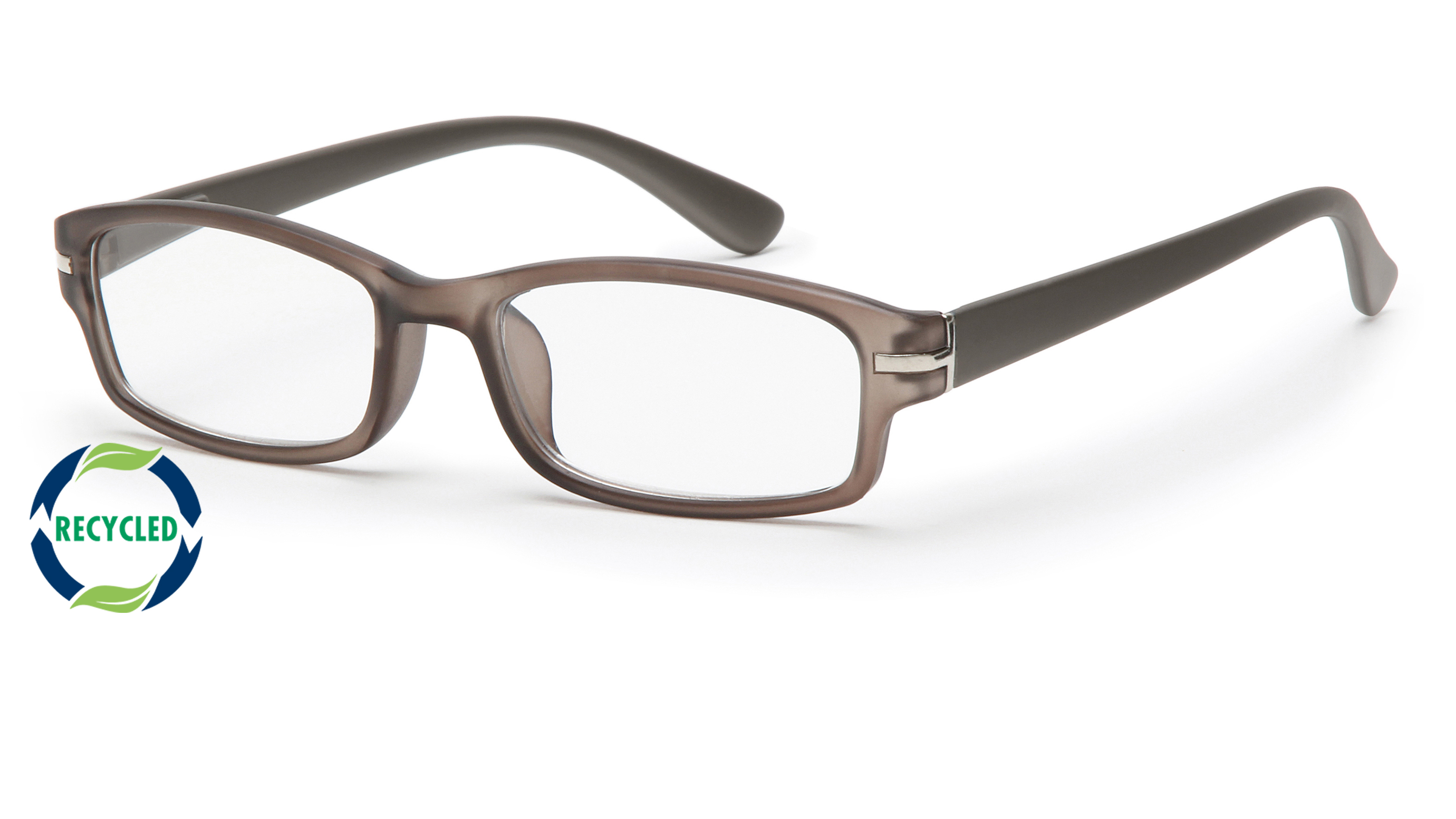 Filtral recycling reading glasses sydney grey