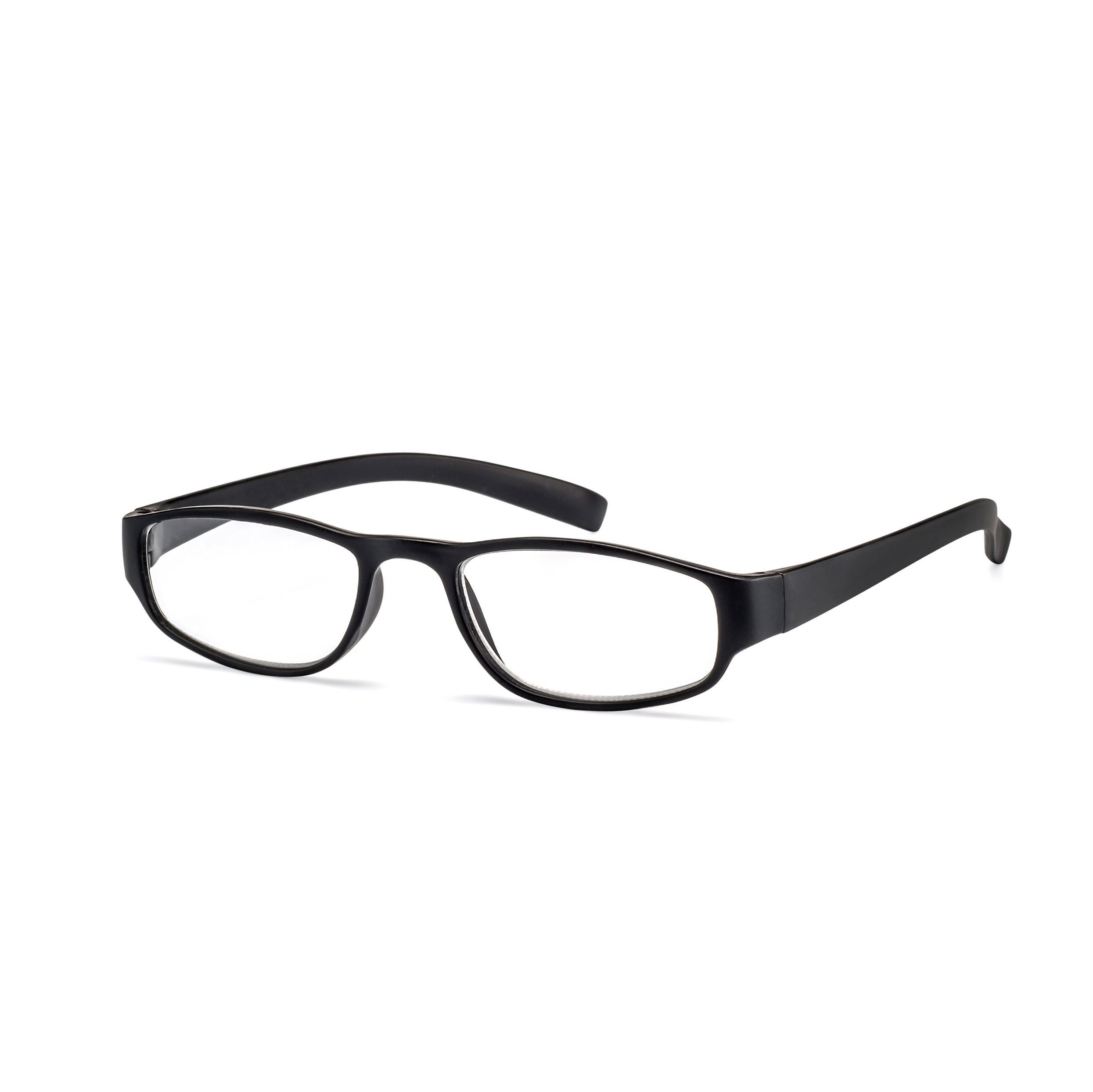 Main view reading glasses colour look black