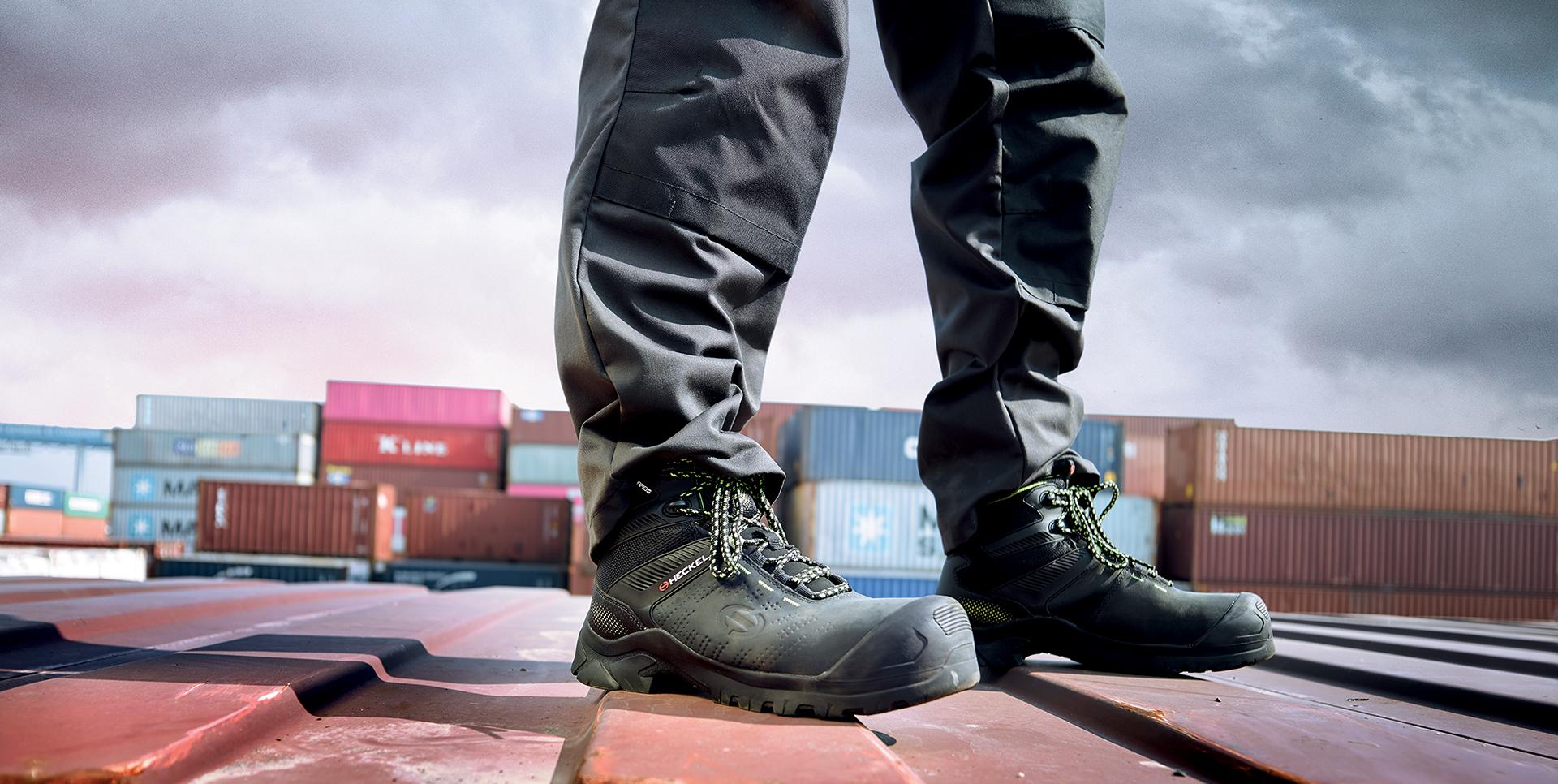 Chaussures de sécurité tout terrain Heckel Macsole Adventure