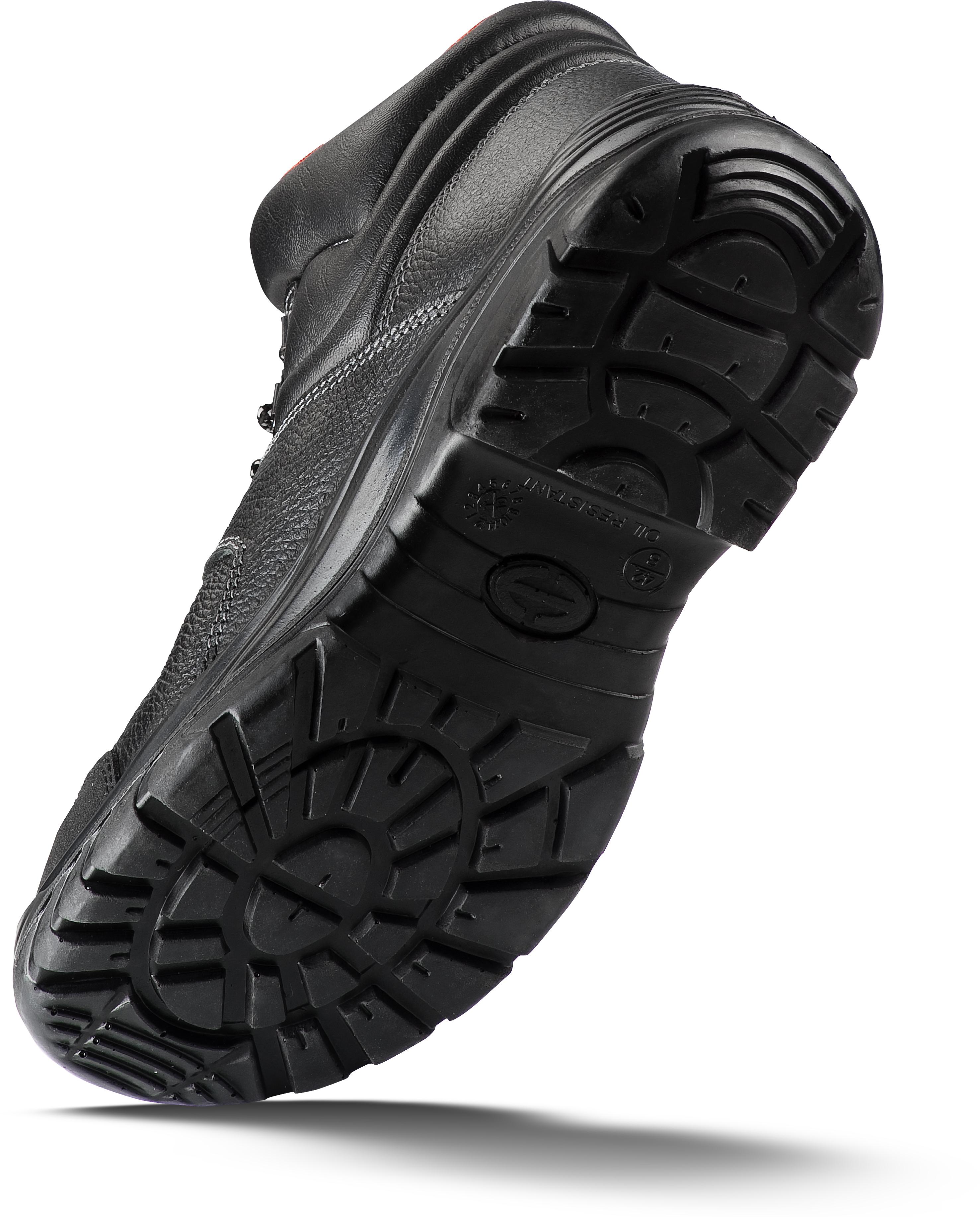 """Chaussure de sécurité S3 haute FOCUS high -  semelle PU2D"""