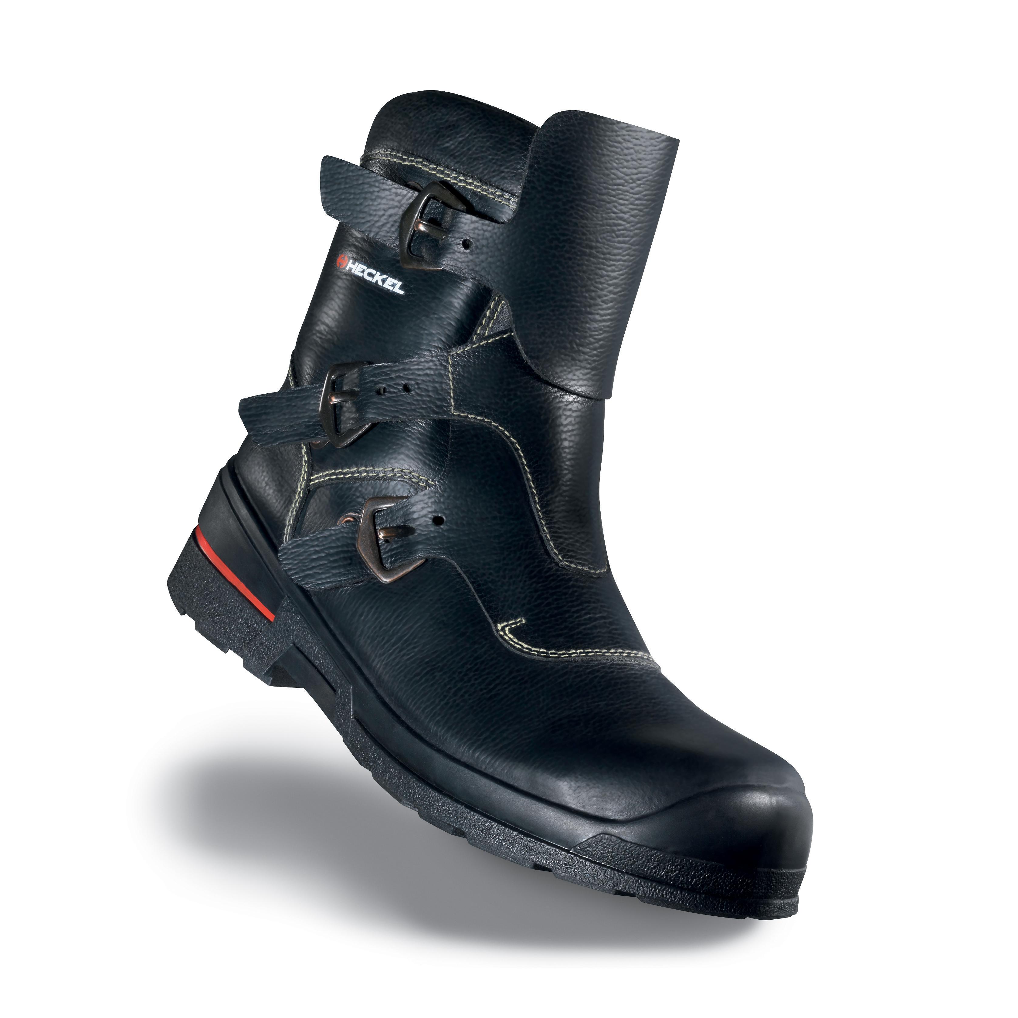 """""""Chaussure de sécurité haute soudeur MACSOLE 1.0 WLD 3 - face"""""""