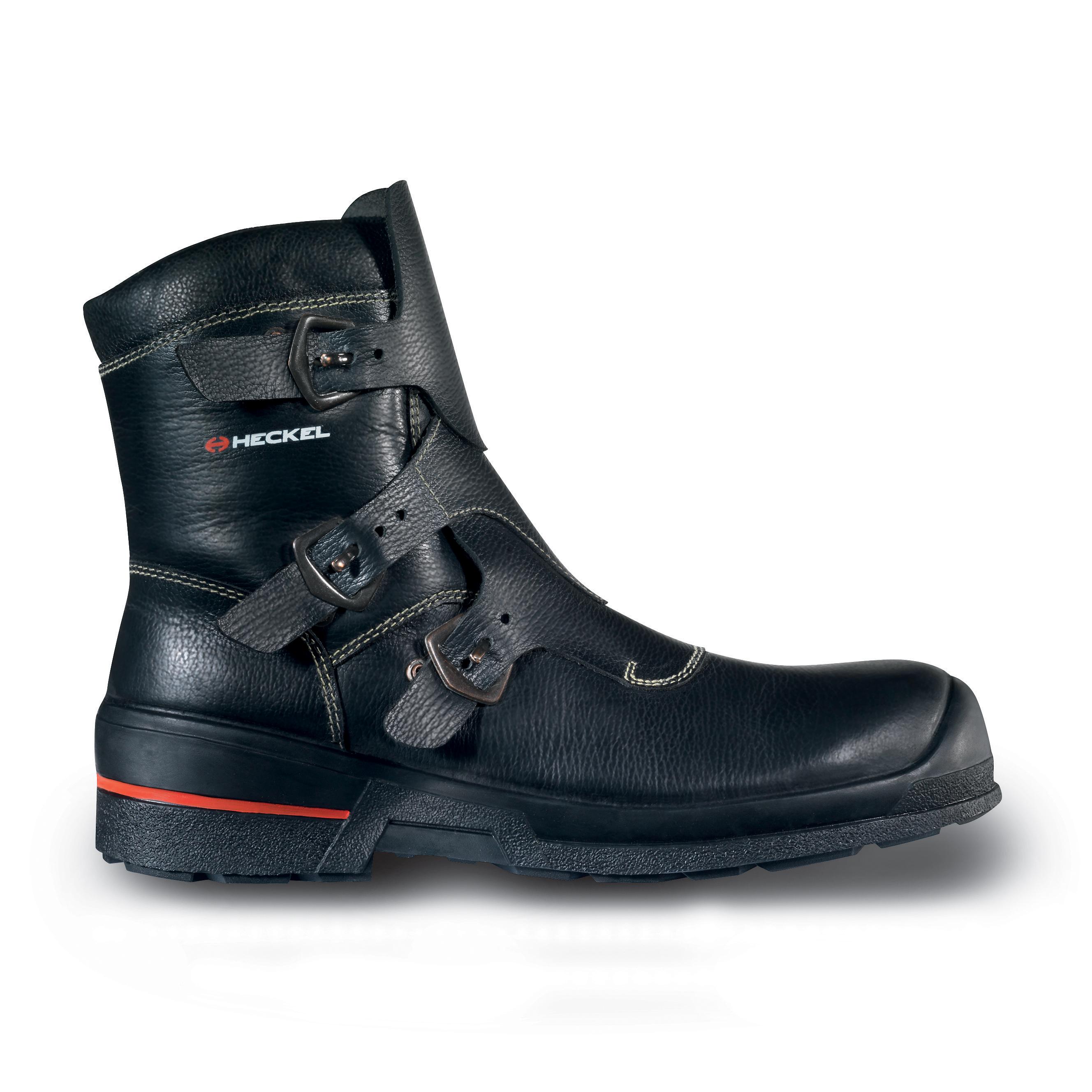 """""""Chaussure de sécurité haute soudeur MACSOLE 1.0 WLD 3 - profil"""""""