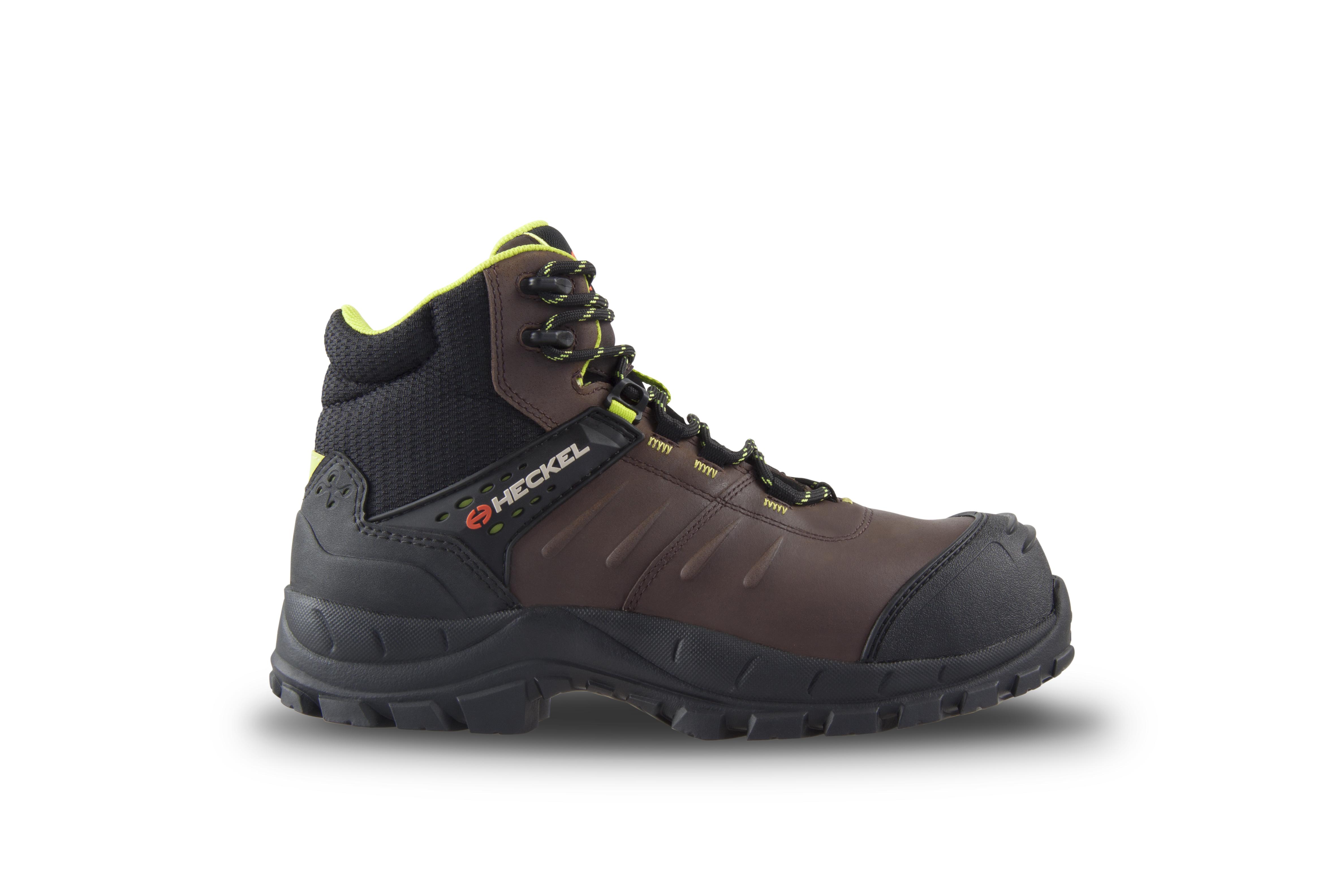 """""""Chaussure de sécurité S3 haute MACCROSSROAD BROWN 2.0 - profil"""""""