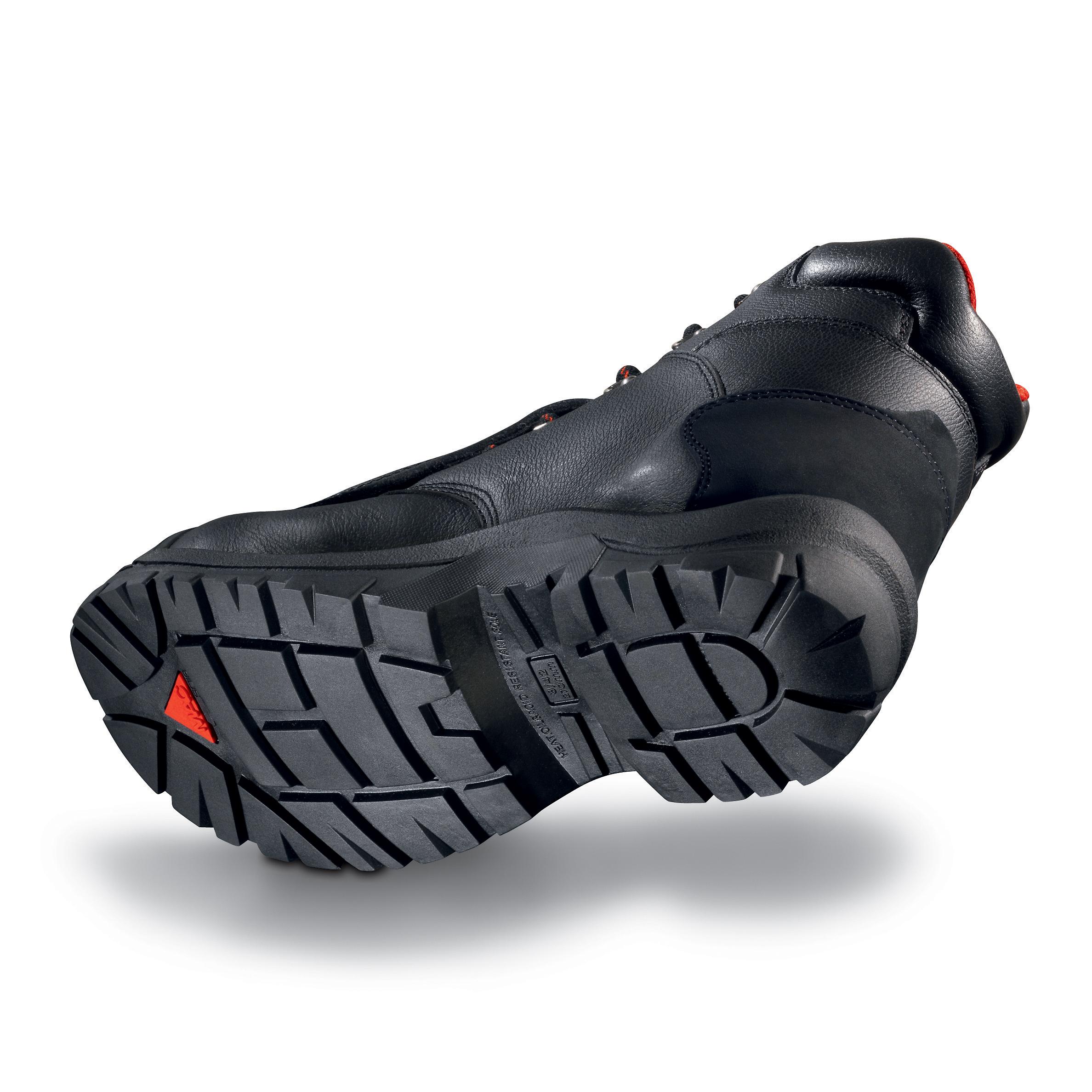 """""""Chaussure de sécurité haute MACSILVER INTEGRAL 2.0 protection métatarse - profil"""""""