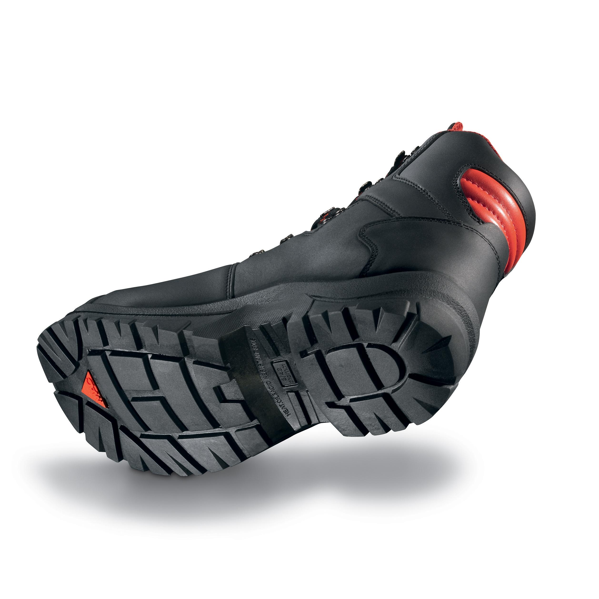 """""""Chaussure de sécurité haute Gore-Tex MACTREK GTX 2.0 - semelle caoutchouc Macsole"""""""
