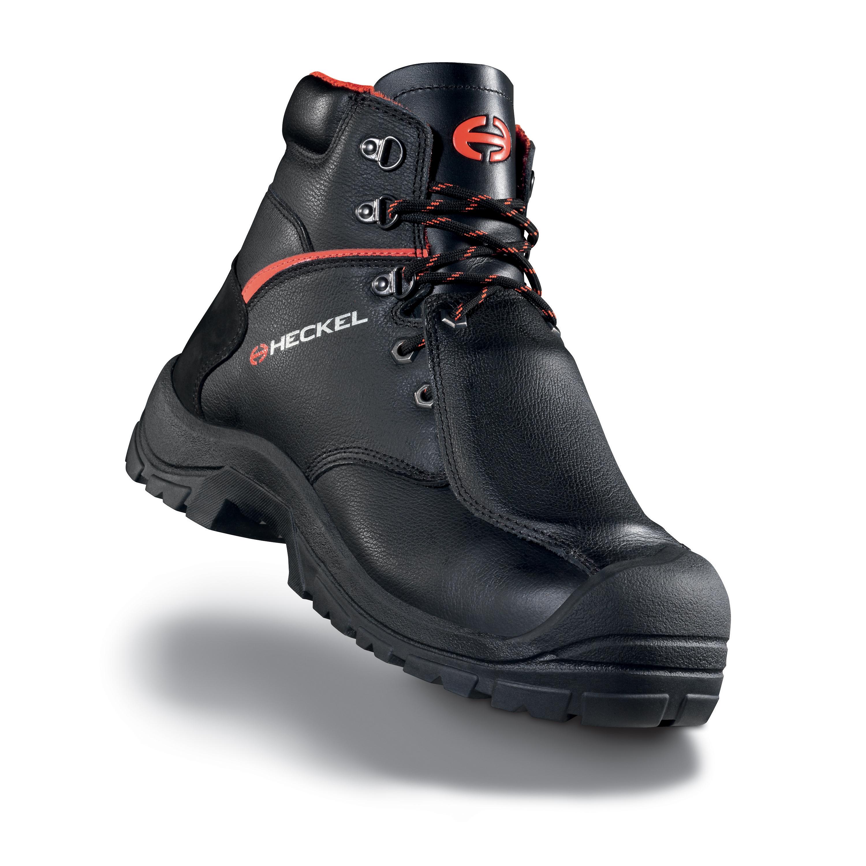 """""""Chaussure de sécurité haute MACSILVER INTEGRAL 2.0 protection métatarse - face"""""""