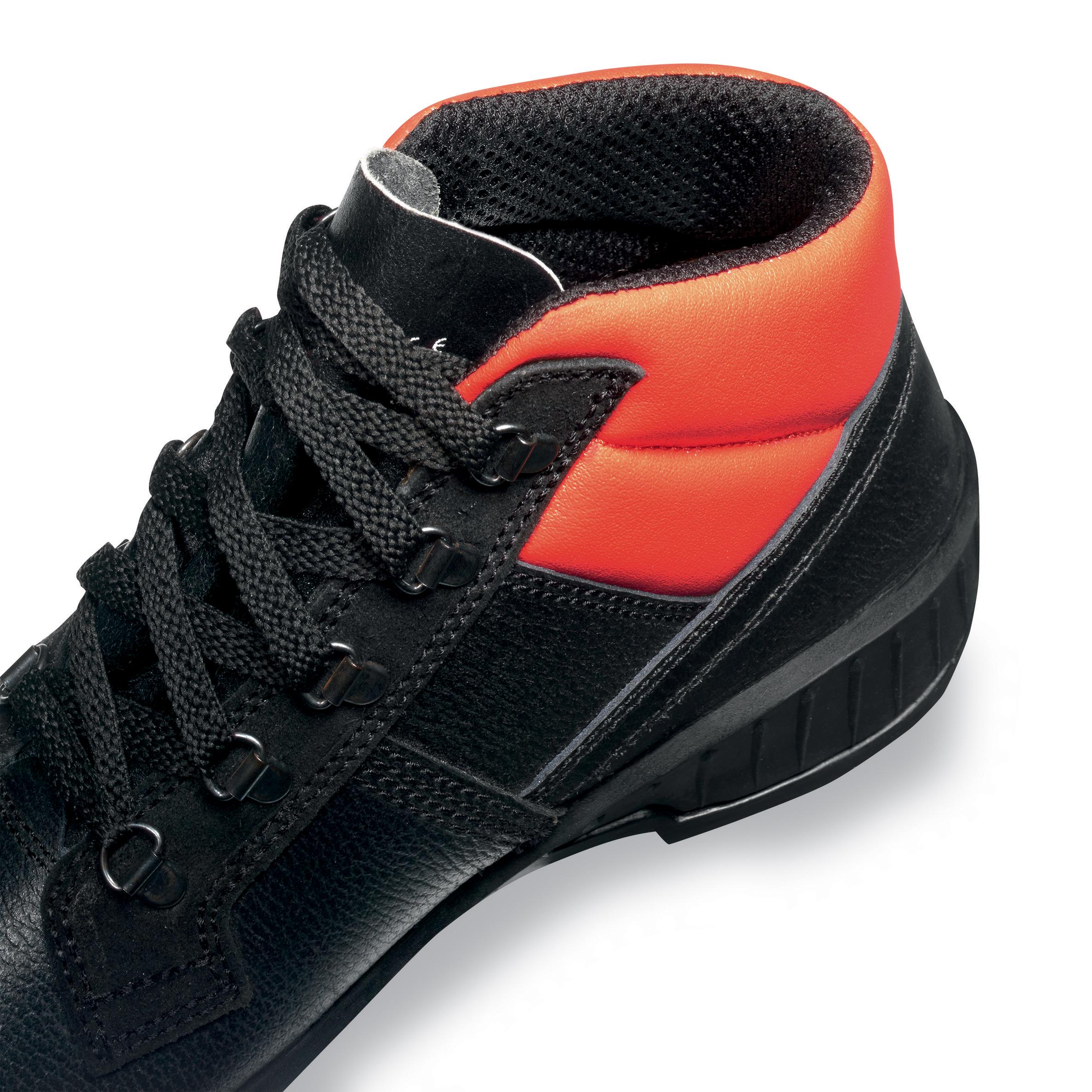 """""""Chaussure de sécurité haute MACSTOPAC VS -  doublure mesh 3D respirante"""""""