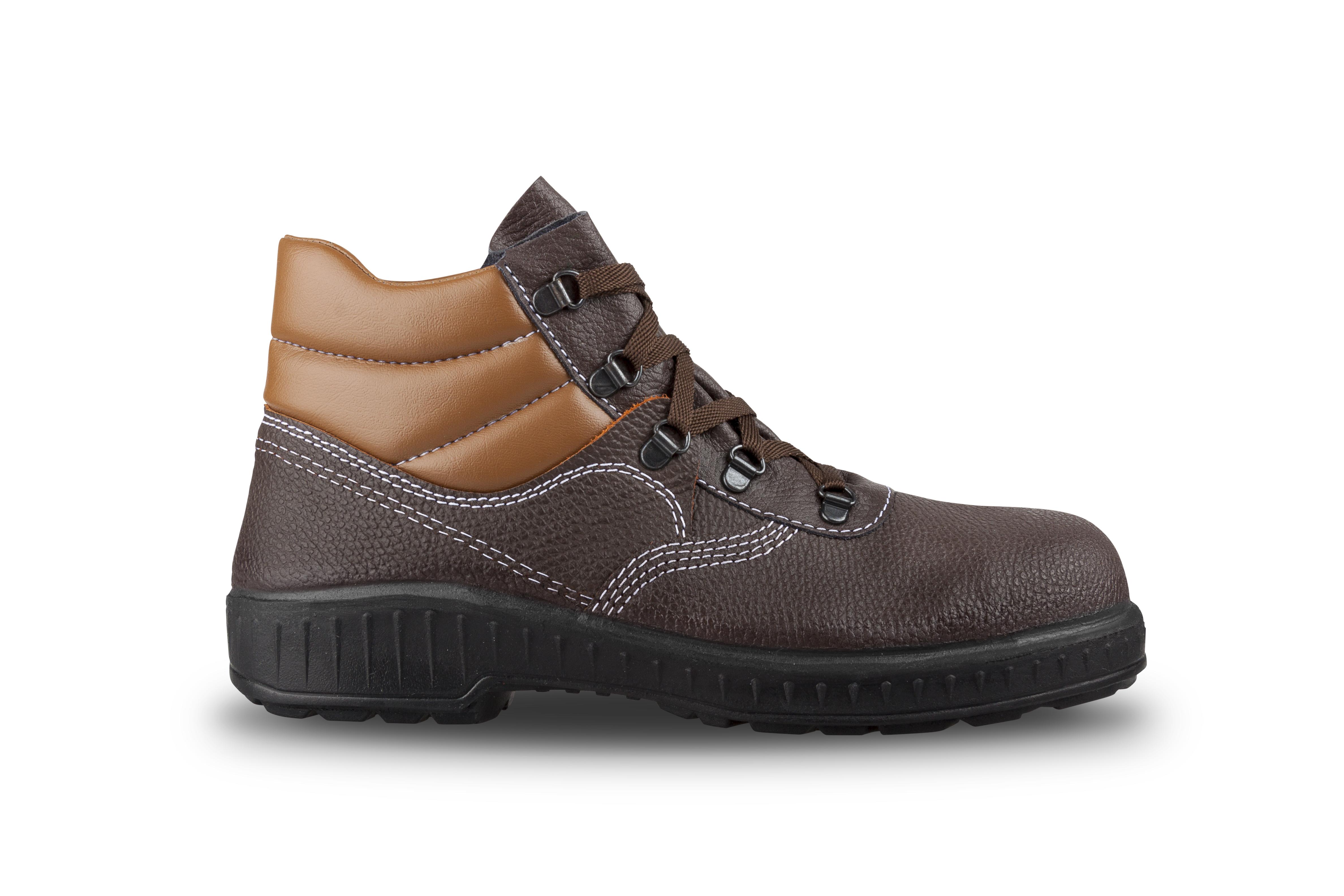 """""""Chaussure de sécurité haute MACTSOPAC BROWN -  profil"""""""