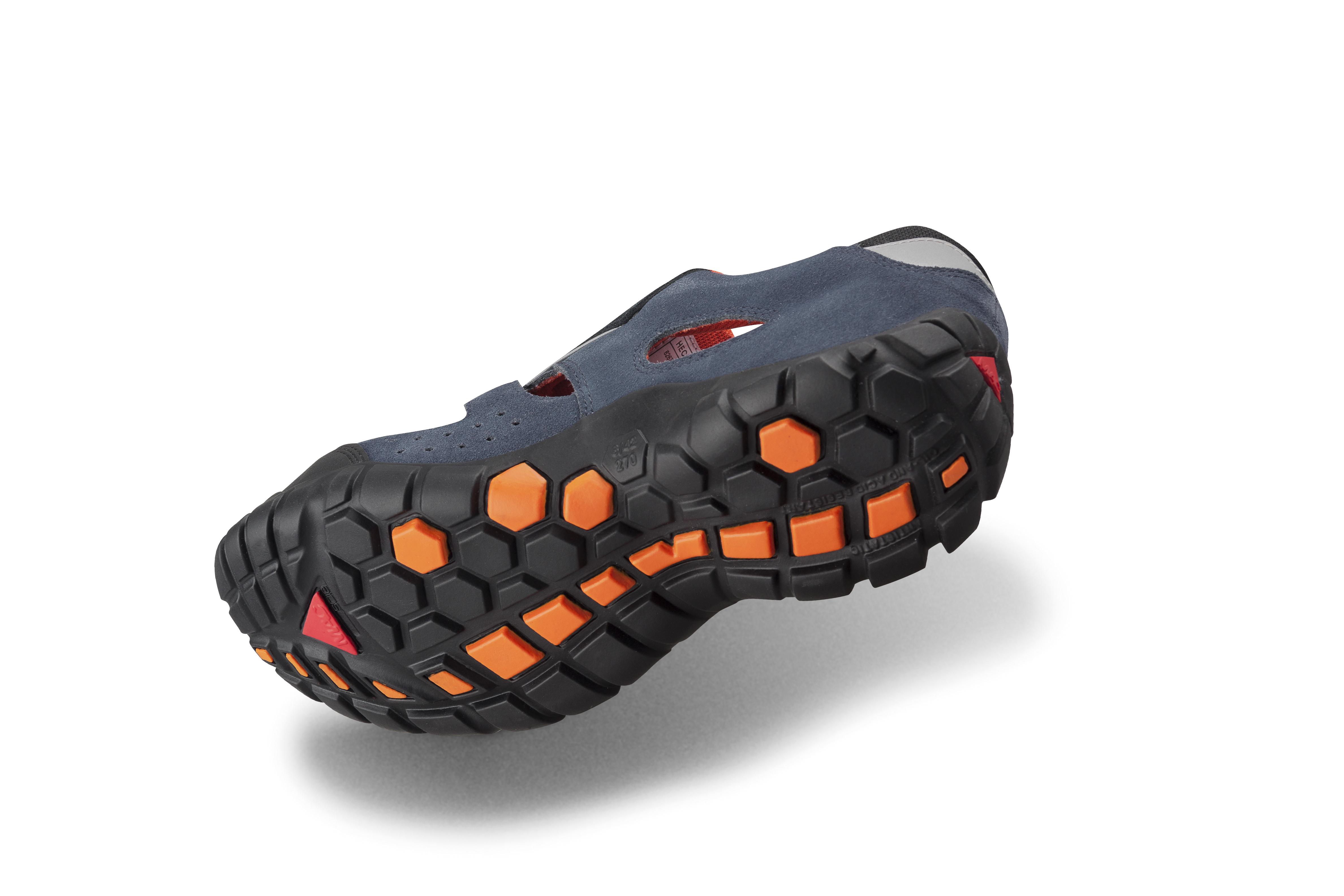"""""""Sandale de sécurité MACAIR 2.0 - semelle caoutchouc Macsole"""""""