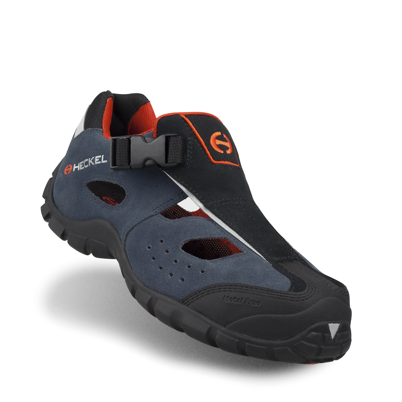 """""""Sandale de sécurité MACAIR 2.0 - face"""""""