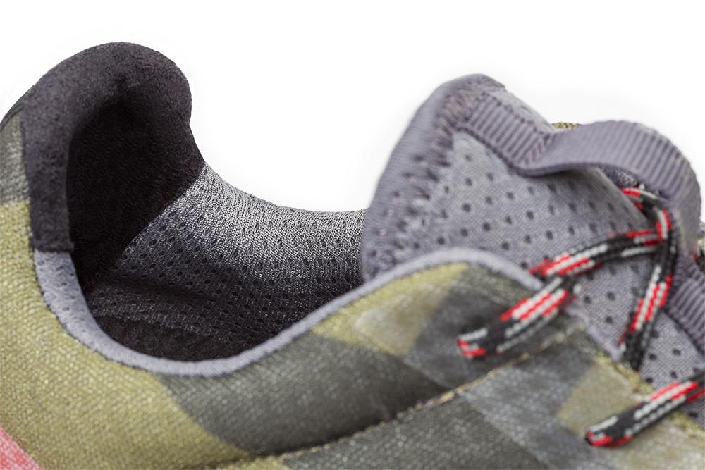 Basket de sécurité RUN-R 510 zoom sur la languette