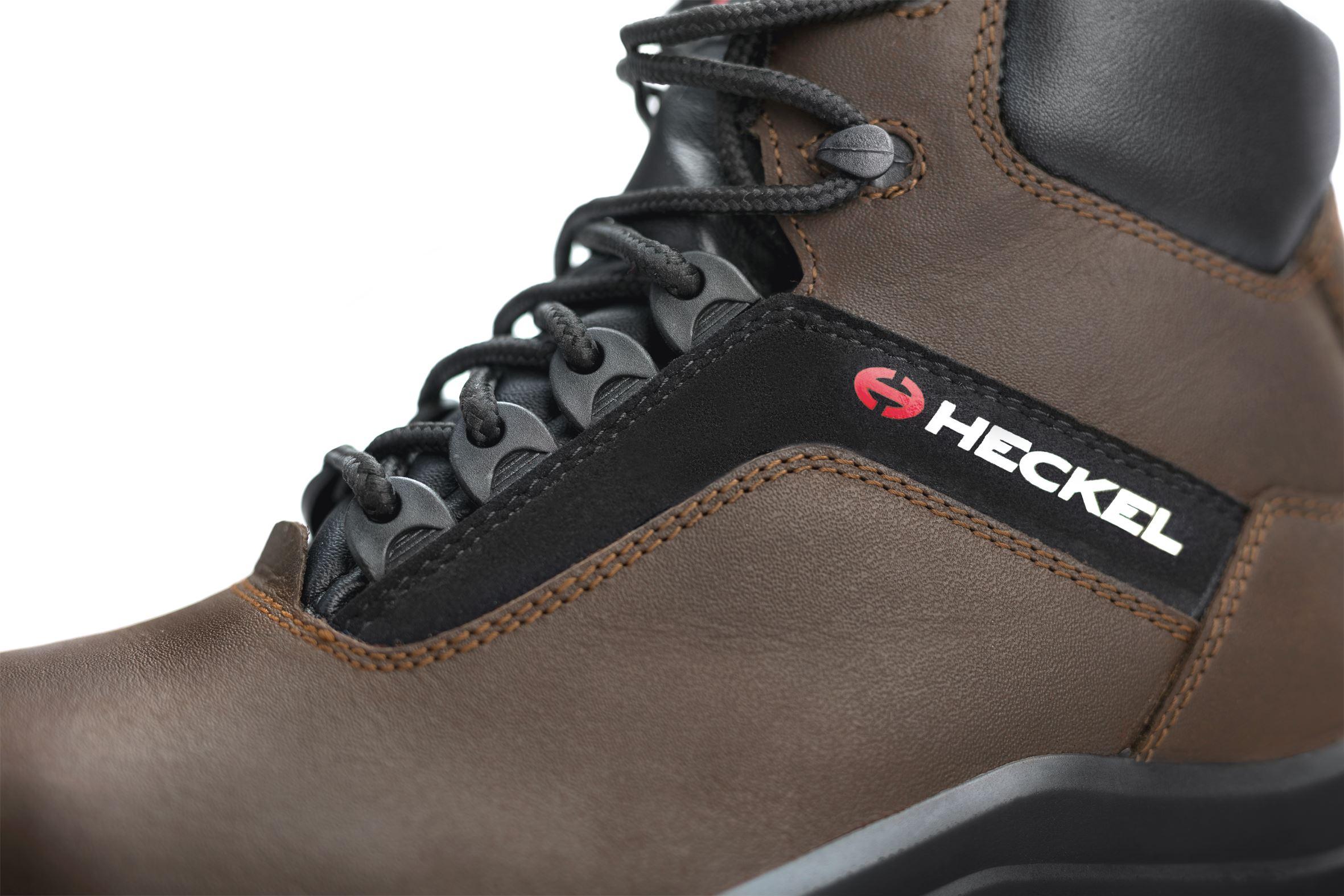 """""""Chaussure de sécurité haute S3 Suxxeed Offroad high - système de fermeture par passants et crochets non métalliques"""""""