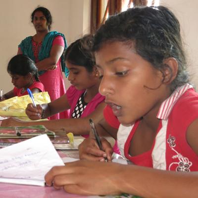 In Sri Lanka wird das Projekt Little Smile von der Rainer Winter Stiftung unterstützt.