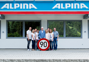 Alpina Austria - 90 years celebration