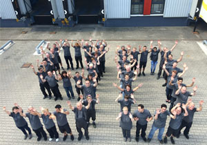 uvex safety logistics celebrates 90 years uvex