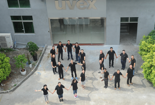 uvex safety China - 90 years celebration