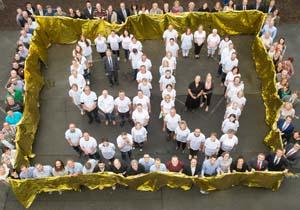 uvex Winder Holding - 90 Jahre Feier