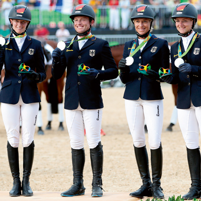 uvex athletes at the Olympic Games in Rio 2016