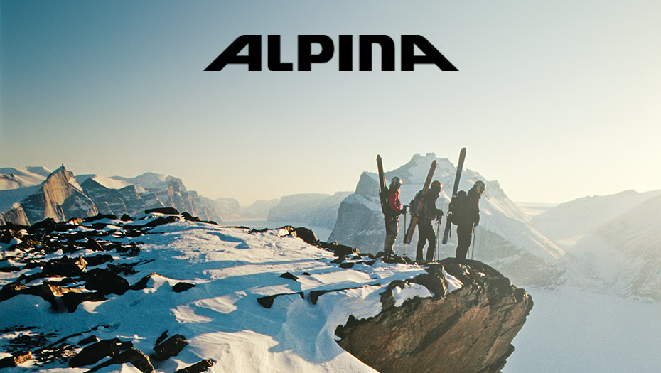 Alpina: the innovative sports brand by uvex