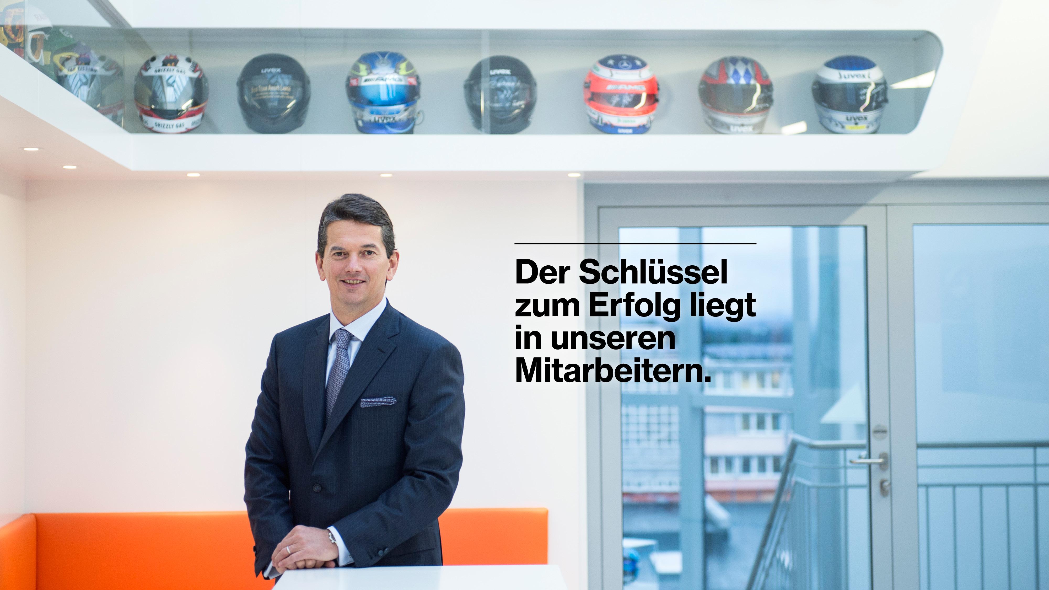 Geschäftsführender Gesellschafter Michael Winter