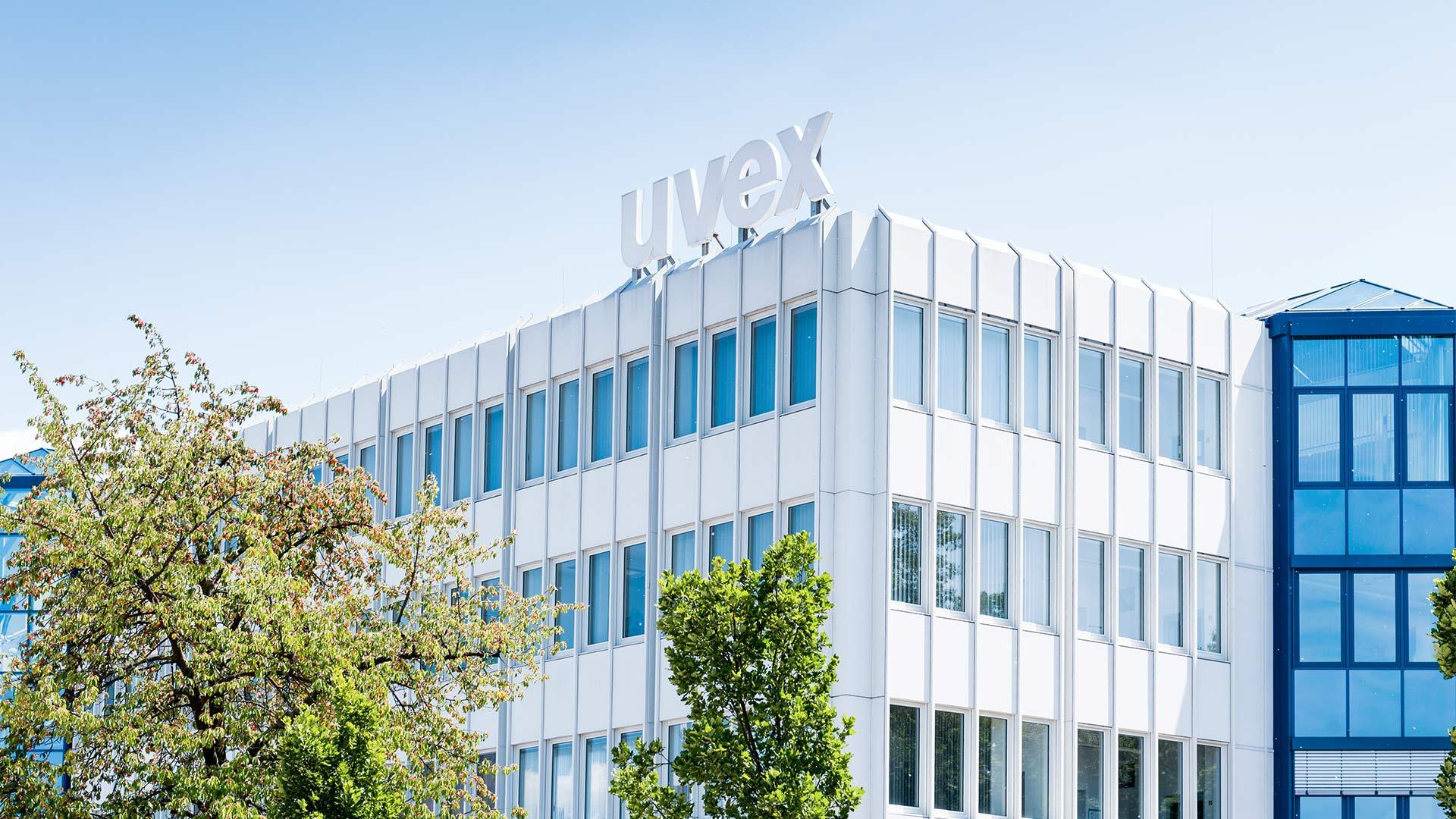 Zentrale der uvex group