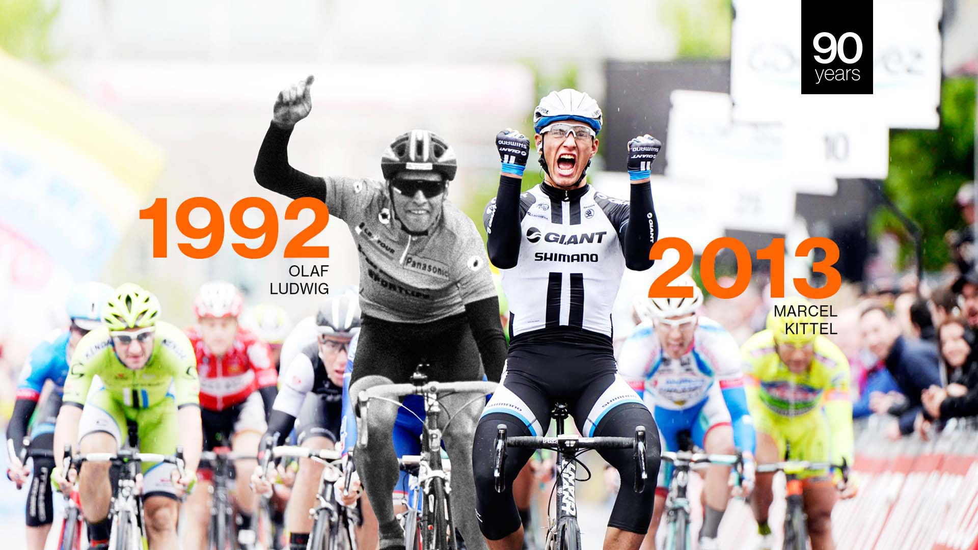 uvex history cycling - 90 years