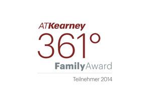 A.T.Kearney Family Award Logo