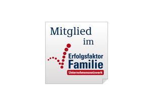"""Member of the Network """"Erfolgsfaktor Familie"""""""