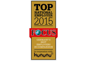 Top National Employer 2015